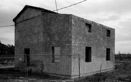 Fotografia di Cristiano Buffa, verso Lugo, 2016